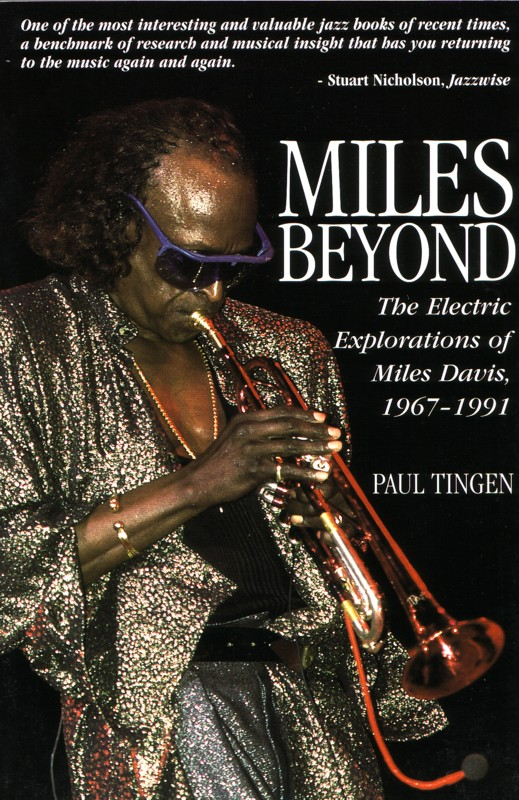Miles Beyond front cover